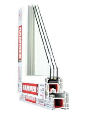 ferestre PVC Hammer