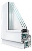 fabrica de ferestre pvc, ferestre metaloplast, geamuri in chisinau salamander
