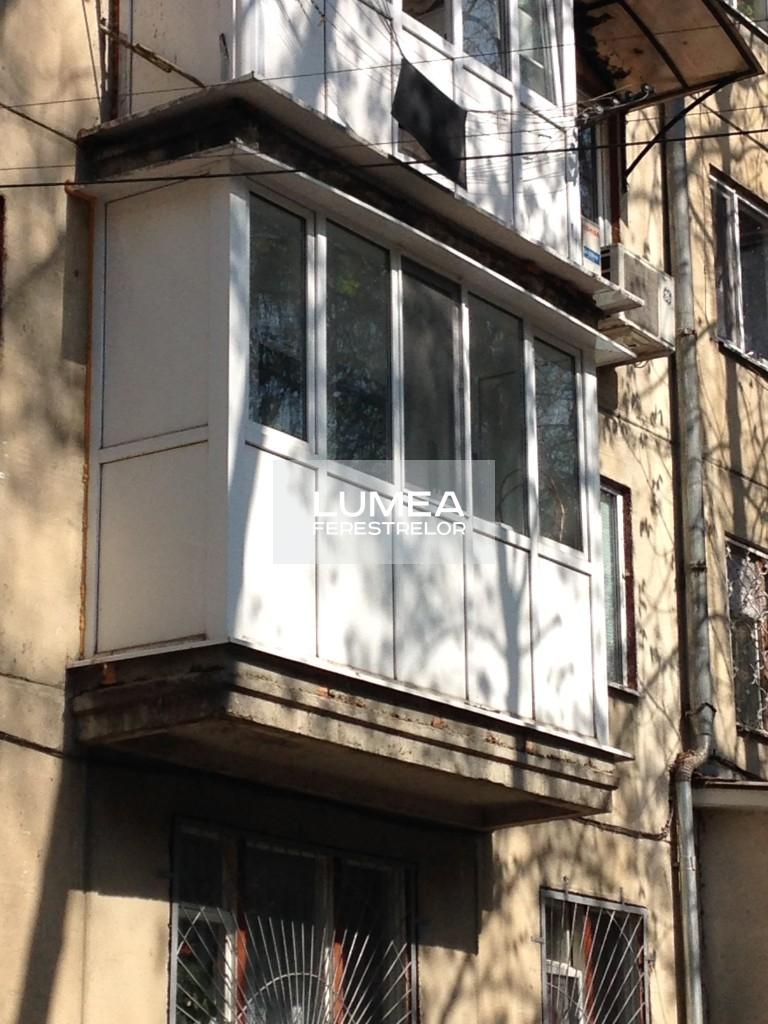 Французское остекление балконов в кишиневе фото.